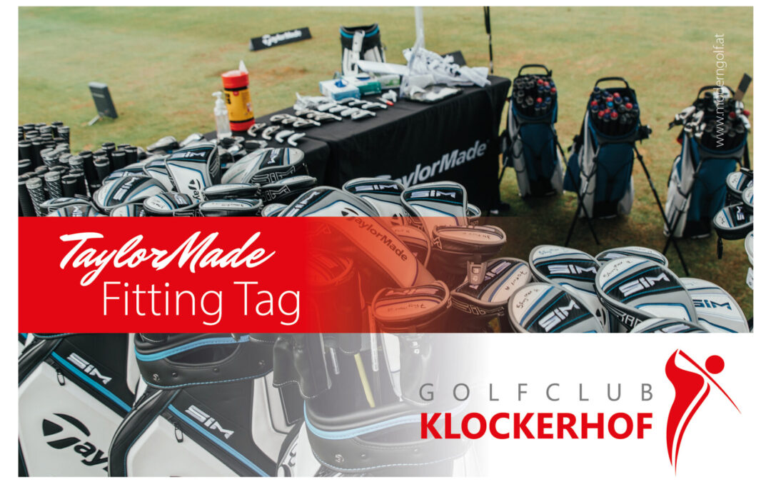TaylorMade Fitting Tag am 27.02.2021