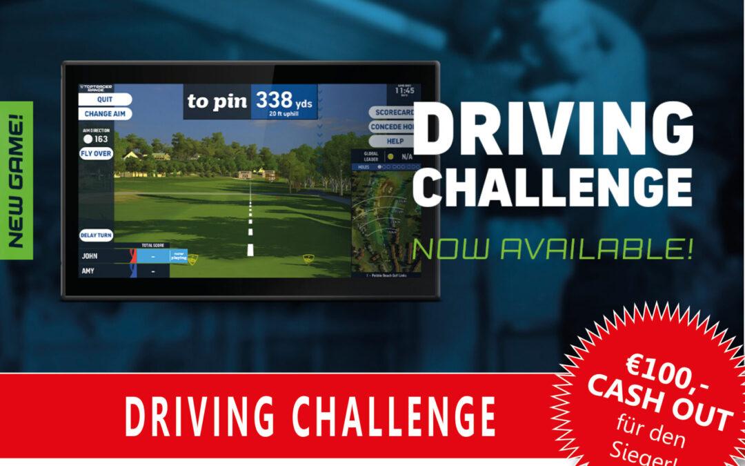 Toptracer Range: Driving Challenge Juli 2021