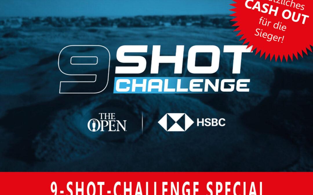 Unser SPECIAL zur 9 Shot Challenge – JULI 2021
